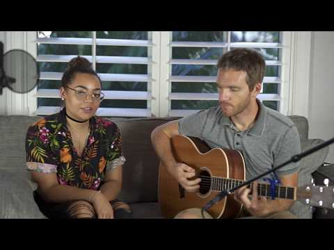 Polly - Acoustic Nirvana Cover - Jaida and Sean