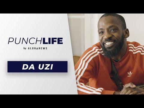 Youtube: DA UZI:«J'écrivais sur des prods, j'avais même pas de Wi-Fi» | Punchlife