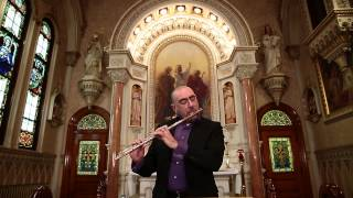 """Toccata & Fugue"" in D minor BWV 565 Flute Solo"