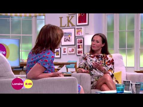 Amanda Mealing Is Scared Of Connie  Lorraine