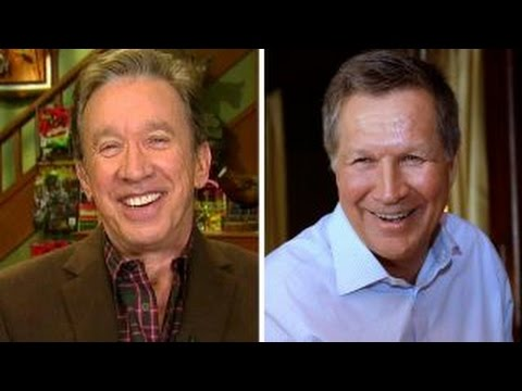 Tim Allen: Kasich has a great resume and a good heart