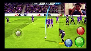 FIFA Mobile 19 or FIFA 16 (#2)?!? CRAZY GAMEPLAY, GRAPHICS, & CONSPIRACY THEORY!! GAME WINNER!!! BGS