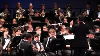 Big Fun in the Sun, arr Marshall - Troy Campus Band, Spring Concert, 5/15/2014