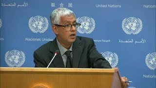 US withdrawl from UNESCO & other topics - Daily Briefing (12 October 2017)