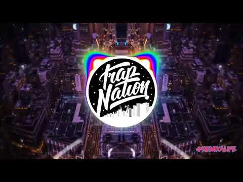 Menunggu Kamu Remix  Anji  Breakbeat Populer 2018  Trap Nation Music By Kurosaki Aname