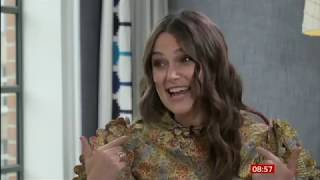 KEIRA KNIGHTLEY on Pumping & Extinction Rebellion Official Secrets interview