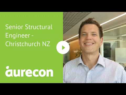 Senior Structural Engineer - Christchurch, New Zealand