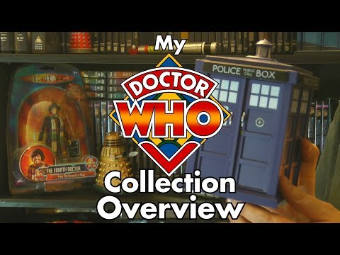 My Doctor Who Collection Overview!