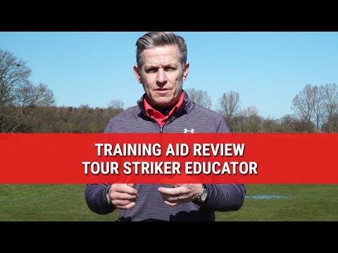 TOUR STRIKER EDUCATOR – TRAINING AID REVIEW
