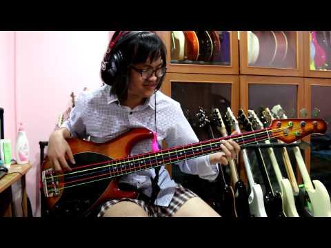 แป๊ะ Syndrome - ยาม Labanoon Bass Cover