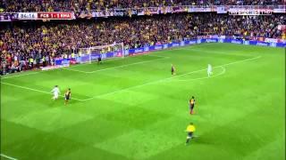 4K - Gareth Bale Goal VS Barcelona - Barcelona 1 - 2 Real Madrid