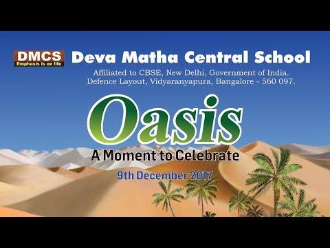 Deva Matha Central School Vidyaranayapura - Annual Day 2017