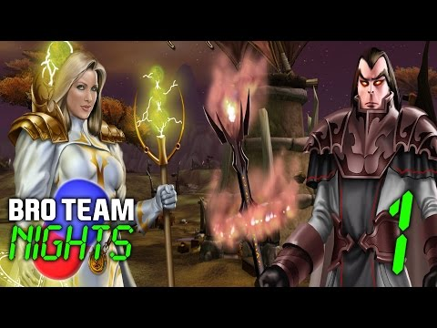 Bro Team Nights | Alganon Part 1