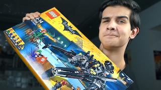 LEGO Batman: ОГРОМНАЯ МЫШЬ - Набор На Обзор (70908)
