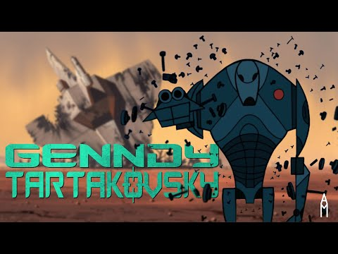 Genndy Tartakovsky | Reading the Action