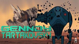 Genndy Tartakovsky | Reading The Action