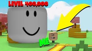 ROBLOX BIG HEAD SIMULATOR! **INSANE HACKER**