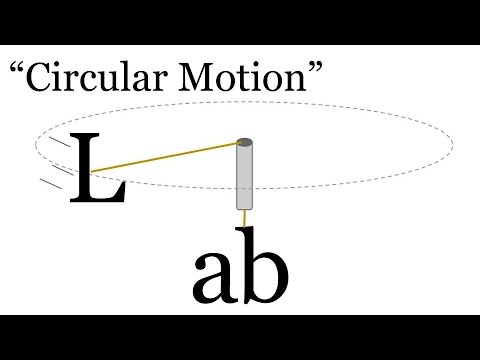Conclusion Discussion: Circular Motion Lab - YouTube