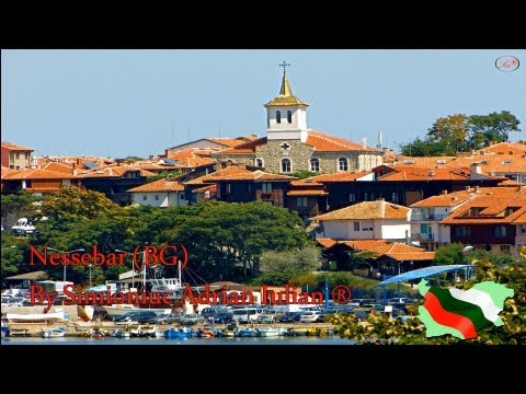 Travel guide - Nessebar Bulgaria seaside historical city