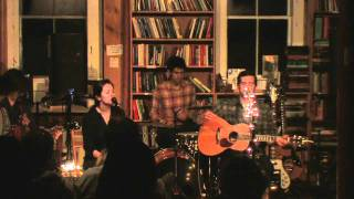 """Darlingside Feat.Caitlin Canty - """"Volcano"""" (by Damien Rice)"""