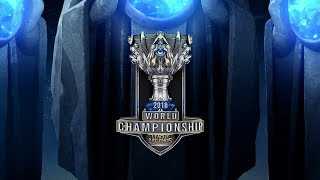 2018 World Championship: Group Stage Day 8