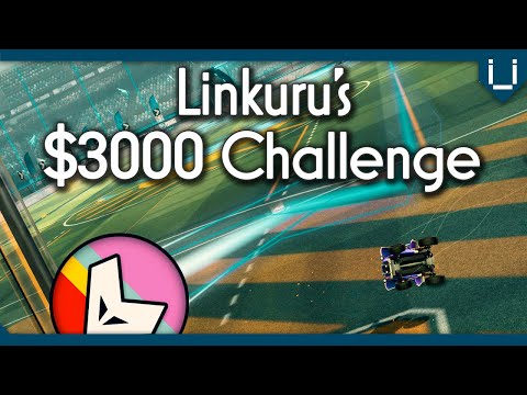 Trying Linkuru's $3000 Training Pack Challenge