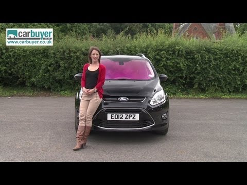 Ford Grand C-MAX MPV review - CarBuyer