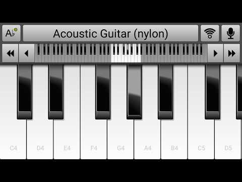 Dil diya hai jaan bhi denge~Karma Tone on piano