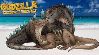 Godzilla King of Monsters | KOMODITHRAX Profile and Abilities