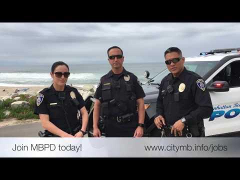 MBPD Is Hiring
