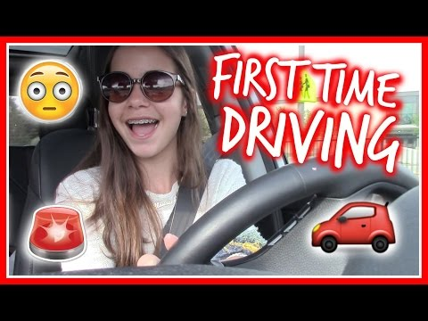 My First Time Driving Car Drive Chat With Me