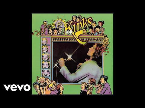 The Kinks - Supersonic Rocket Ship (Audio)