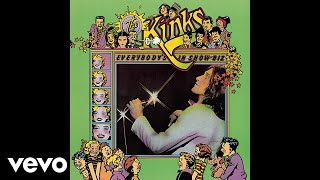 The Kinks - Supersonic Rocket Ship (Audio)