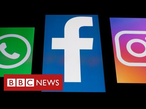 Global outage as Facebook, Instagram and WhatsApp go offline - BBC News