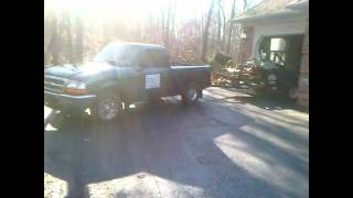 Too much weight on trailer - Ford Ranger 1998 XLT Manual Transmission