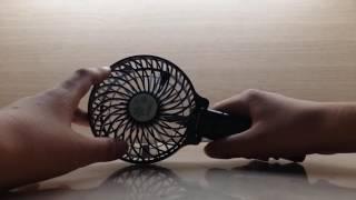 미니 선풍기를 샀다! (리뷰)