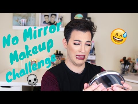 NO MIRROR MAKEUP CHALLENGE | MannyMua