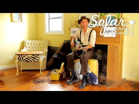 Shakey Graves - Word Of Mouth | Sofar Austin