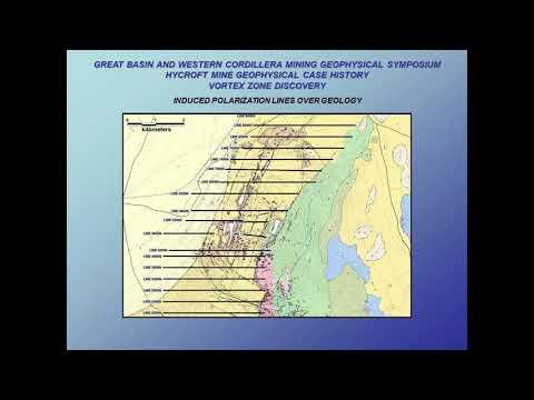 13- Hycroft Mine Geophsyical Case History, Vortex Zone Discovery- James Wright, 2013