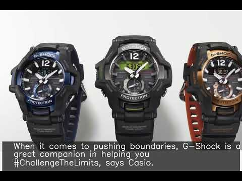 Casio Offers Up To 30% Discount On New G-Shock Watch Collection