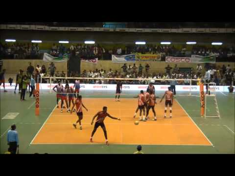 64th Indian National Volleyball Championship Final: Kerala vs Railways