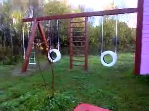 Детские игровые комплексы - YouTube