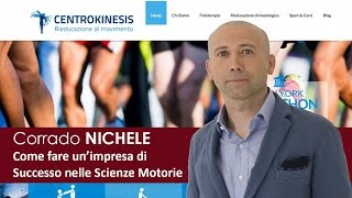 56 Talk Show Scienze Motorie - CORRADO NICHELE