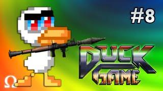 THE RITZ RAGE, SALTY FRIENDS! | Duck Game #8