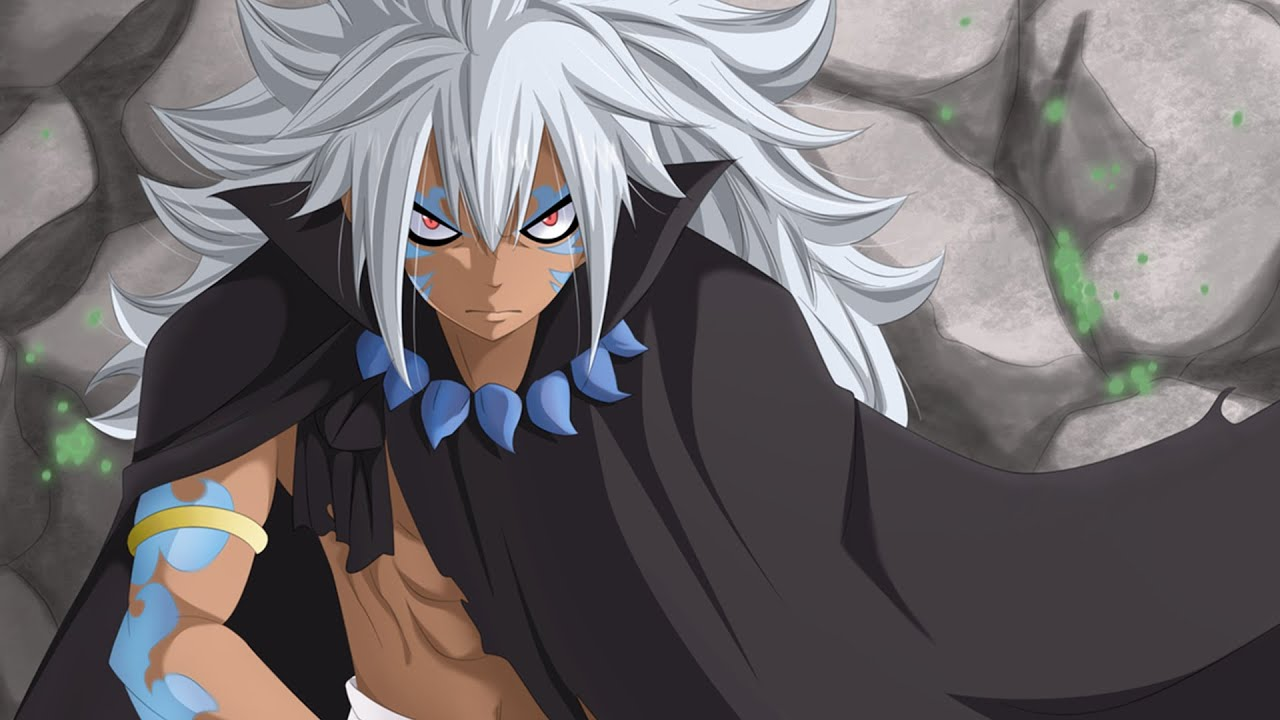 fairy tail god ankhseram cursed acnologia youtube
