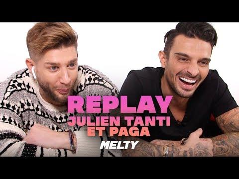 Les Marseillais Julien Tanti et Paga font un replay de leurs meilleurs moments