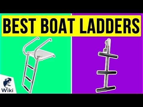 10 Best Boat Ladders 2020