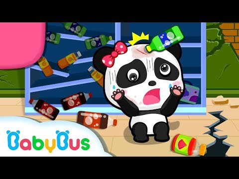 Safety Tips for Kids: What to do when you are Lost   Animation collections For Babies   BabyBus