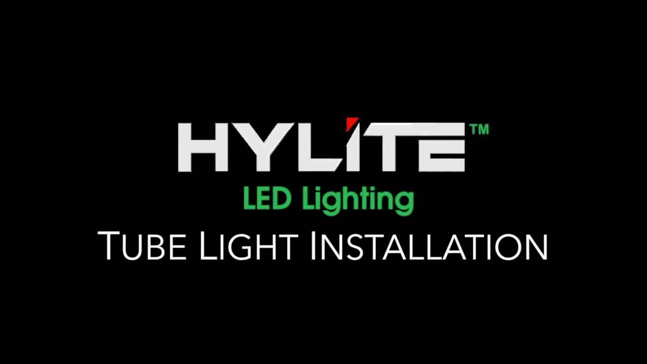 T8 LED Tubes | 8ft LED Tube Lights from HyLite LED Lighting