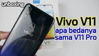 Vivo V11 Unboxing - Apa Bedanya sama V11 Pro?